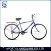 High quality high ten steel city bike frame cheap city bike