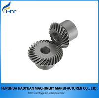 high precision spur plastic gear for gear box