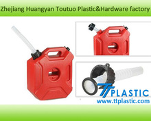 plastic jerry can/ Gasoline diesel fuel container with SGS 3L 5L/10L/20L