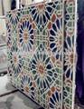 Colorido pedraartificial moda estilo tabelas, composto de mármore da telha