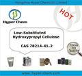 Hp90554 cas 78214-41-2 niedrig- ersetzt hydroxypropylcellulose