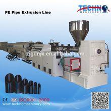PE Water Tube Extruder Equipment