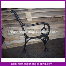 Factory direct sale Cast iron bench leg