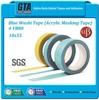 Washi paper made VB80 blue UV resistant Masking tape roll
