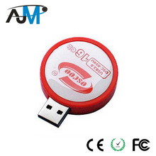the best quality and hot selling Label USB Flash Drive With Logo Printing