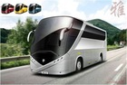 best quality luxury bus modeling design for sale