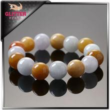 Natural jade bracelet jewelry elastic bracelet with jade stone price