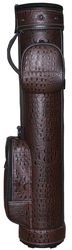 high quality leather PU golf sunny bag small long golf bag