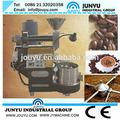 de acero inoxidable eléctrica comercial de café en grano de la máquina tostadora
