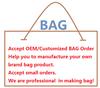 OEM designed customized bag