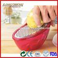 de alta calidad de cocina multifuncional rallador de alimentos f0803 rallador de papa