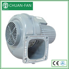 Chuan-Fan MS-202 0.2kW 1/6HP 220V 380V 440V 50/60Hz 2 pole CE UL Air Blower Suction discharge Taiwan