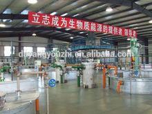 Butanol production equipment by corn straw hydrolyzing