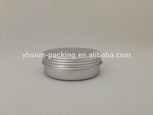 small metal tin round boxes