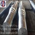 Eixo de aço inoxidável barras forjadas peças bomba de lama o eixo do pinhão& eixo de engrenagem