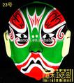 ประเทศจีนปักกิ่งโอเปร่าหน้ากากใบหน้าสำหรับผู้ใหญ่สำหรับบุคคลที่