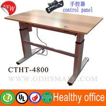 laptop desk Simple electric lift desk Multi-function computer desk ergonomic computer workstation