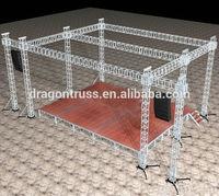 Portable Stage Equipment DJ Truss System