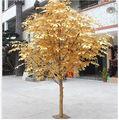 Ornamental plantas de interior artificial figueira bonsai decorativa viva ficus árvore