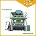 electrónica jacquard etiqueta máquina de tejer
