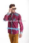 SevenEagle long sleeve denim shirt men with wholesale price