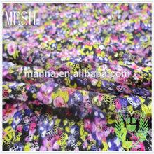 New Top Fashion Beautiful lace chiffon materials