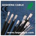 qisheng mejor precio por cable coaxial de audio digital de salida hdmi cable