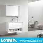 VAMA 2014 New Melamine Board Home Depot Bathroom Vanity Sets