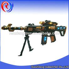Plastic cheap B/O toy for nerf gun