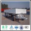 China Made Rear 60t Dump Truck Trailer