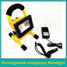 70W Rechargeable LED work light Portable rechargeable flood lights white,warm white,red,green,blue,yellow