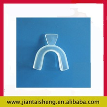 Sports mouth guard with small middle large sizes