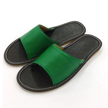 Hot-selling high quality low price 2014 winter latest design slipper sandal
