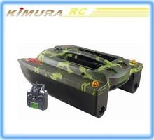 Jabo- 3cg 2.4G 6ch 6 kanalı rc yem tekne balık bulucu rtr rc renkli tekne