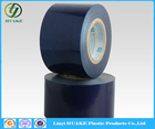 Black And White Laminated Pe Protective Roll Films For Adhesive Plastic