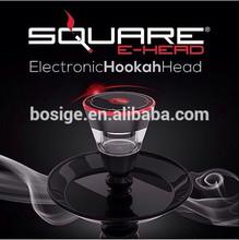 new vape mechanical mods square e head hookah e-head e-shisha rechargefor vaporizer e smoke dubai electronic shisha Family use