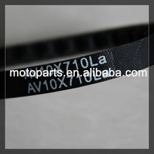 RAW EDGE rubber Belt AV10 x710La belts