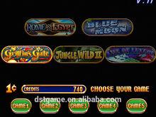 Lucky 5 in 1 casino slot machine game
