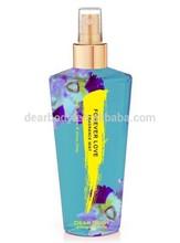De longa duração desodorante mulheres Perfume o amor de ilha Body Spray