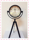 Frame style Desk Clock, Modern Decorated Clock, Clock Different Shape
