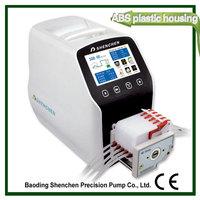 Peristaltic PLC Pump Control RS485