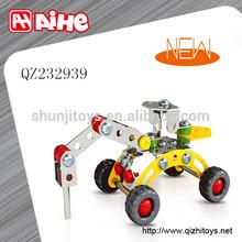 metal intelligence blocks,diy intelligence toy,assemble development kit