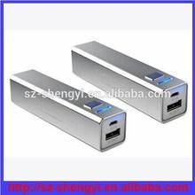 18650 5v li-ion battery SY-PB001 universal power bank 2600 mah battery original