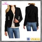 Women button welt blazer fashion suits