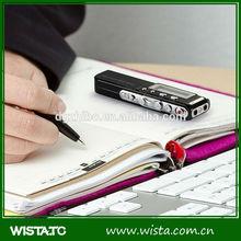 Sound recording far distance digital mini voice recorder keychain