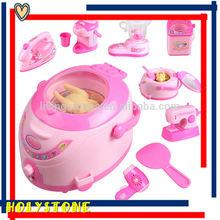 batería de cocina popular y juguetes juguetes aparato como suplementos de los niños para el juego de simulación venta al por mayor en china