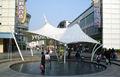 Zug-membran-struktur, outdoor-zelt, pavillon zelt