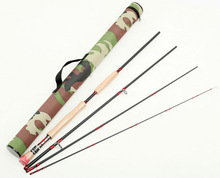 Toray Carbon with fast action fly fishing rod
