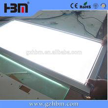 Factory !!! High brightness led light photo frame/ Aluminum light box