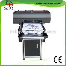 water based textile ink printing photo/hot sale printer machine